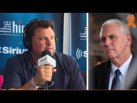 VP Mike Pence calls Storme Warren (Full Interview) | SiriusXM The Highway