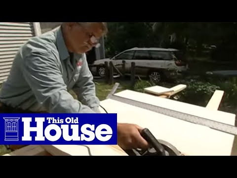 How To Build And Install Window Bo This Old House