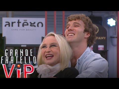 Grande Fratello VIP - Eleonora Giorgi E Paolo: Un Rapporto Speciale