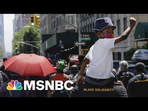 Are Race Relations Improving? NBC's Melvin On Battle Flag, Juneteenth, New Book