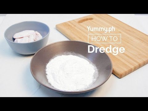 How to Dredge | Yummy Ph