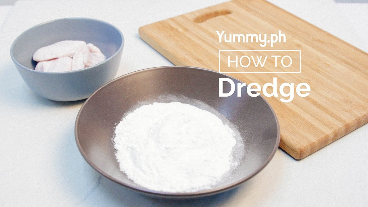 How To Dredge Yummy Ph Youtube