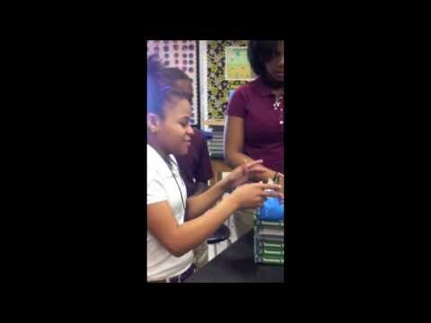 McKissack Middle School:  7th Grade Rube Goldberg PBL