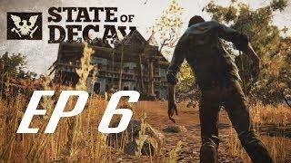 STATE OF DECAY - Cerca de la muerte ( AUDIO ARREGLADO) EP 6