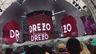 drezo live at electric zoo 2017