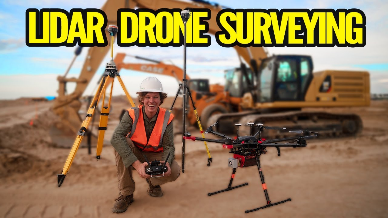 Download What is LiDAR Drone Surveying   Accuracies and Results