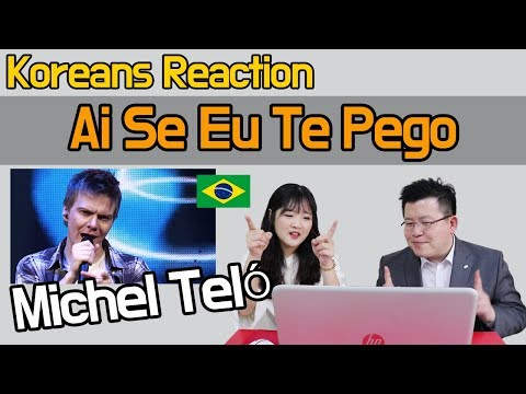 Michel Teló - Ai Se Eu Te Pego Reaction [Koreans Hoon & Cormie] / Hoontamin