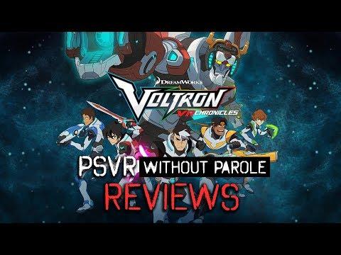DreamWorks Voltron VR Chronicles   PSVR Review