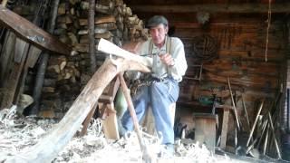 Ross Farm Museum - Shaving Horse