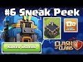 [490] #6 Sneak Peek | Dorflayout kopieren | Namen ändern | Clash of Clans Deutsch COC
