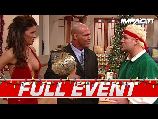 The Greatest Wrestling Christmas Episode EVER? (IMPACT! Dec 20, 2007) | IMPACT Full Events