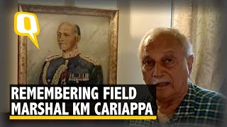 My Father Was Fearless: Field Marshal KM Cariappa's Son Goes Down Memory Lane