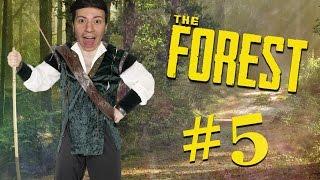 NUOVE FANTASTICHE ARMI - The Forest #5