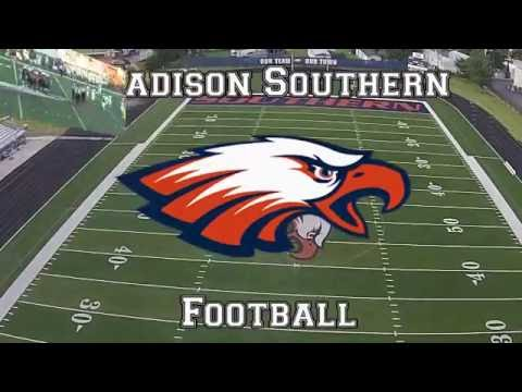 Madison Southern High School Football vs Western Hills - September 2, 2016