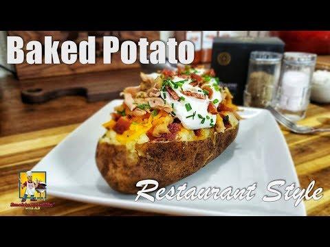 Baked Potato | JoyJolt | Loaded Baked Potato Recipe