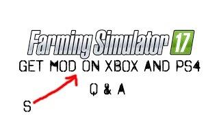 Farming Simulator 17 --modding-- Get mods on PS4, xbox -LAMBO MODS