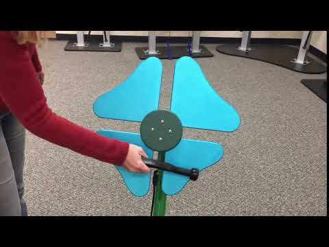Flower Outdoor Musical Instrument