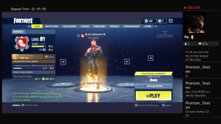 Fortnite Early Morning Stream CLOSED LOBBY DONT ASK TO JOIN