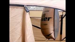 Stearns Solar Shower And Ozark Trail Portable Shower Enclosure