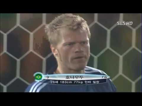 Gol de Ronaldo - Brasil 2 x 0 Alemanha 2002 - José Silvério