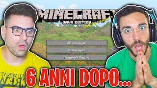 GIOCHIAMO A MINECRAFT DOPO 6 ANNI!