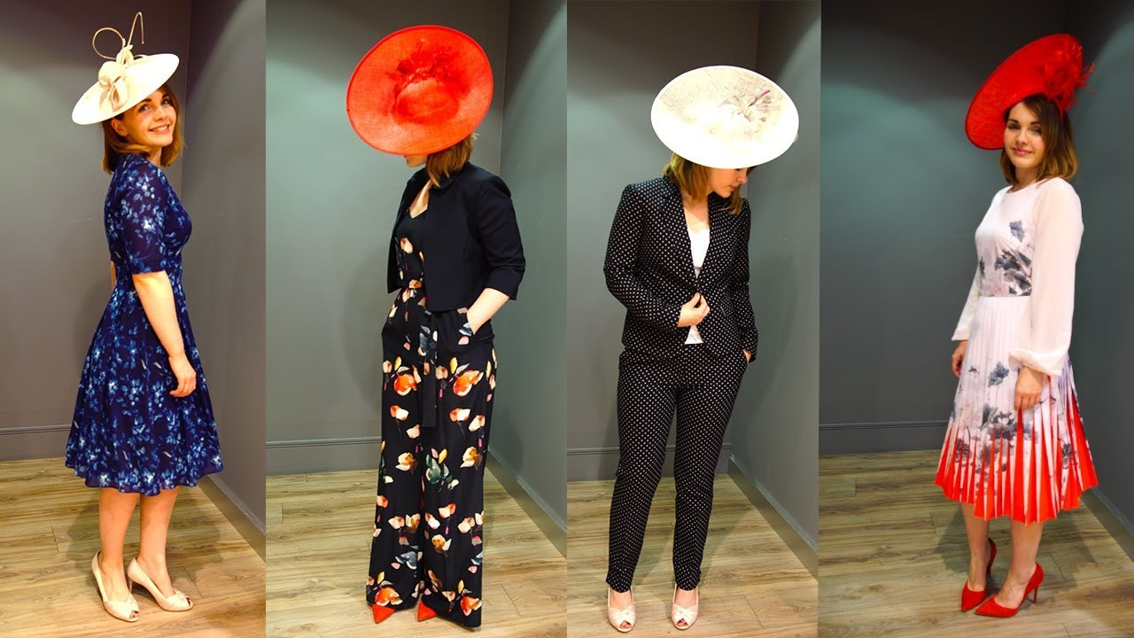 2990c130dd3f Royal Ascot - the dress codes explained - YouTube