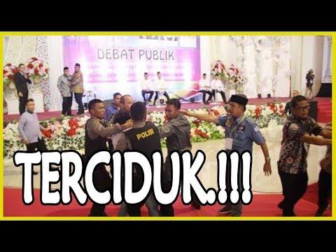 "TERCIDUK.!! Ini Dia Penyebab ""RICUH"" Debat Pilwako 18 Juni 2018"