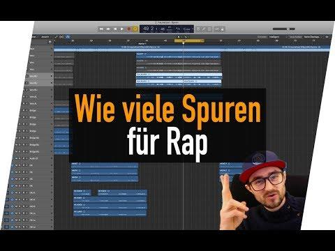 Wie viele Spuren aufnehmen für einen Rap Song? (inklusive Hörprobe)   abmischenlernen.de