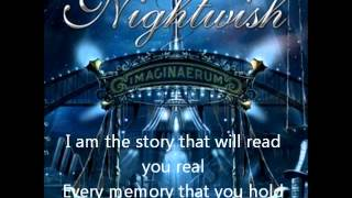 Nightwish  - Storytime (instrumental with lyrics) (karaoke)