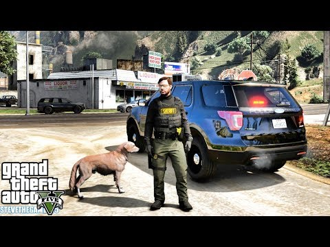 GTA 5 MODS LSPDFR 0.4.3 - EP 8 - SLICKTOP EXPLORER PATROL!!! (GTA 5 REAL LIFE PC MOD)