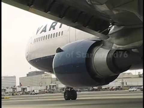 VARIG MD11 across the Globe