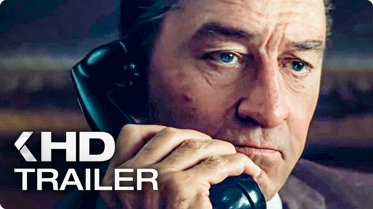 The Irishman Trailer 2019 Netflix
