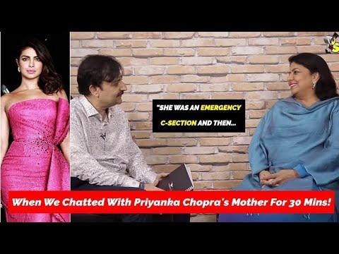 Priyanka Chopras Wedding: Mommy Madhu Chopra Talks About Daughters Life | EXCLUSIVE With SpotboyE