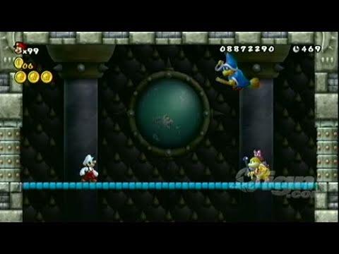 New Super Mario Bros Wii Nintendo Wii Guide Walkthrough