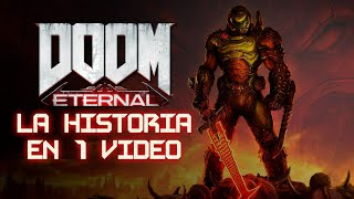 Doom Eternal : La Historia en 1 Video