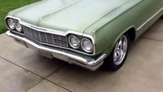 1964 Chevy Biscayne with Air-ride