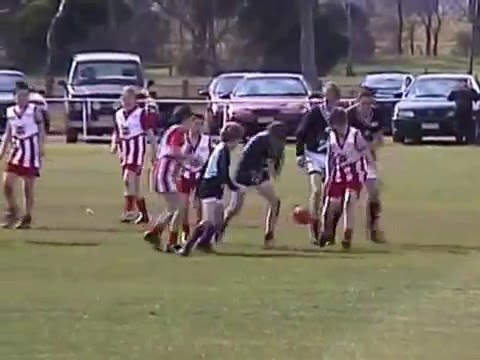 2003 08 17 Grand Final u12c North Footscray v Hoppers Crossi