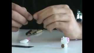 Мастер-класс - Как сделать корову..mp4