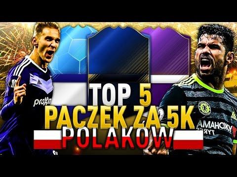 TOP 5 PACZEK POLAKÓW ZA 5K!