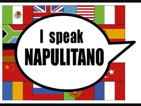 I SPEAK NAPULITANO - The first School of neapolitan dialect