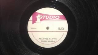 "Delroy Wilson - Feel Good All over (Studio One 12"")"