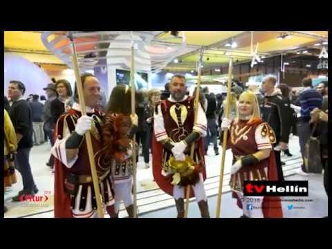Tobarra en Fitur. Tv Hellín 21.1.18 1/2