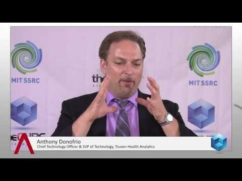 Anthony Donofrio, Truven Healthcare Analytics - MIT Information Quality 2013 - #MIT #CDOIQ #theCUBE