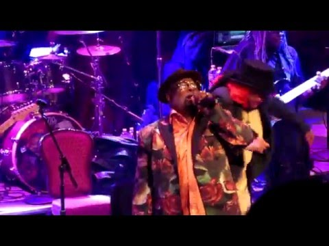 "George Clinton Parliament Funkadelic ""Mothership Connection (Star Child)"" Cleveland House of Blues"