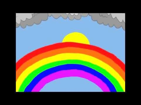 Arco Iris - Bilingual Song for kids - Colors