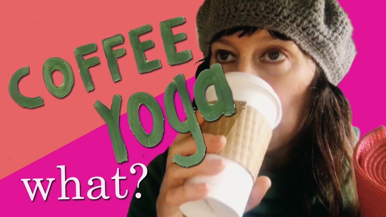 Coffee Yoga