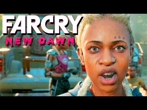 Far Cry New Dawn Gameplay German #08 - Angriff der Zwillinge thumbnail