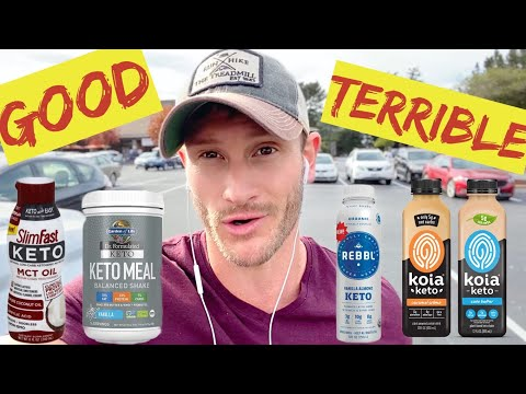 I Bought Every Keto Shake at Whole Foods and Taste Tested Them