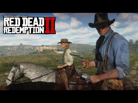 Red Dead Redemption 2 - DELAYED AGAIN & NEW IMAGES! (Official Release Date!)