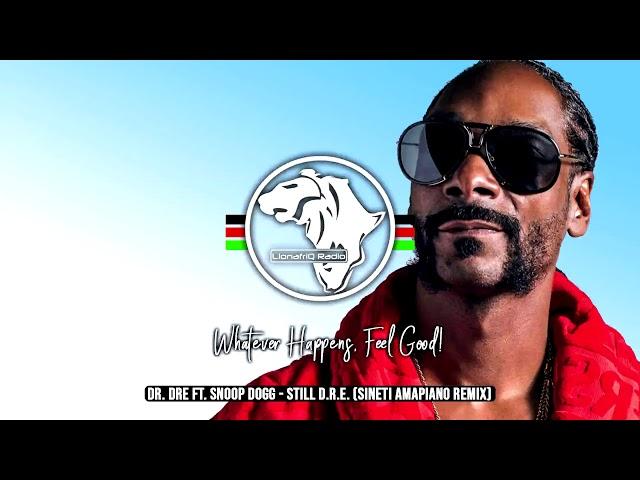 Dr. Dre ft. Snoop Dogg - Still D.R.E (Sineti Amapiano Remix)